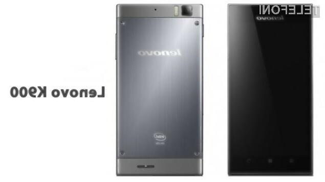 Lenovo K900 bo evropskim uporabnikom storitev mobilne telefonije na voljo še pred koncem poletja.