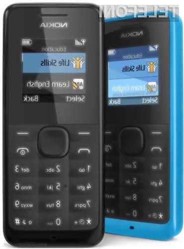 Podjetje Nokia je dokazalo, da se da tudi s poceni mobilniki dobro zaslužiti!