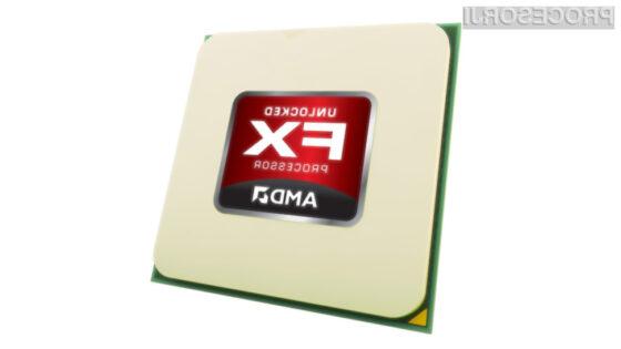 Procesor AMD FX-9590 frekvence pet gigahercev je pisan na kožo najzahtevnejšim igričarjem!
