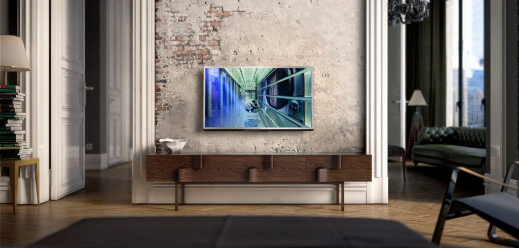 Novi vrhunski philipsovi televizorji tudi v segmentu hotelirstva