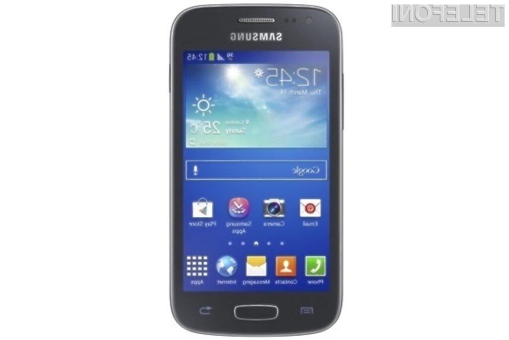 Mobilnik Samsung Galaxy Ace 3 bo zaradi podpore mobilnemu omrežju 4G/LTE kot nalašč tudi za nekoliko zahtevnejše uporabnike.