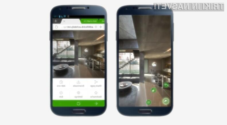 Mobilni spletni brskalnik Dolphin za Android vas nikoli ne bo pustil na cedilu!
