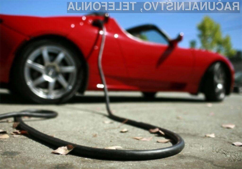 Večurno polnjenje baterije bo za lastnike avtomobilov Tesla Motors kmalu le še slab spomin!