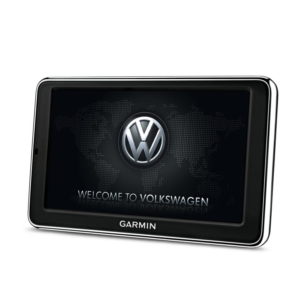 Garmin ˝maps + more˝ za vozila za Volkswagen up!