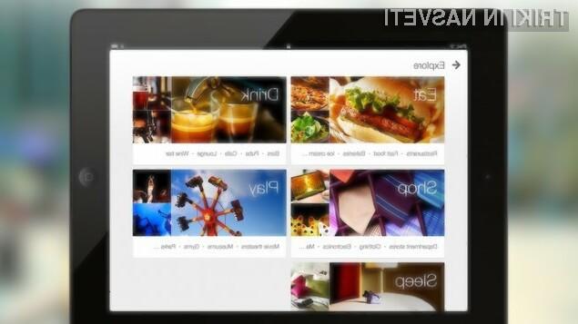 Uporabniki Applovih mobilnih naprav so nad programsko opremo Google Maps 2.0 nadvse navdušeni!