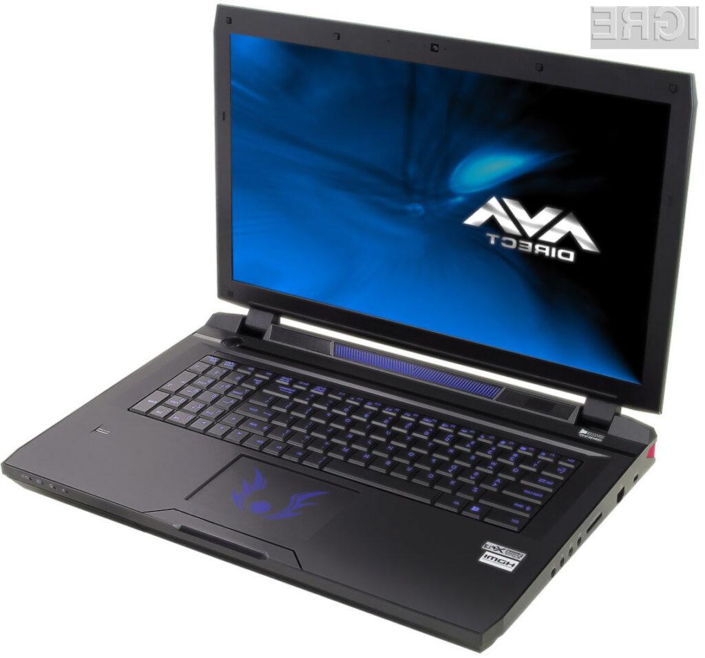 Ponujeno zmogljivost prenosnega računalnika AVADirect Clevo P375SM bo težko izkoristiti v celoti!