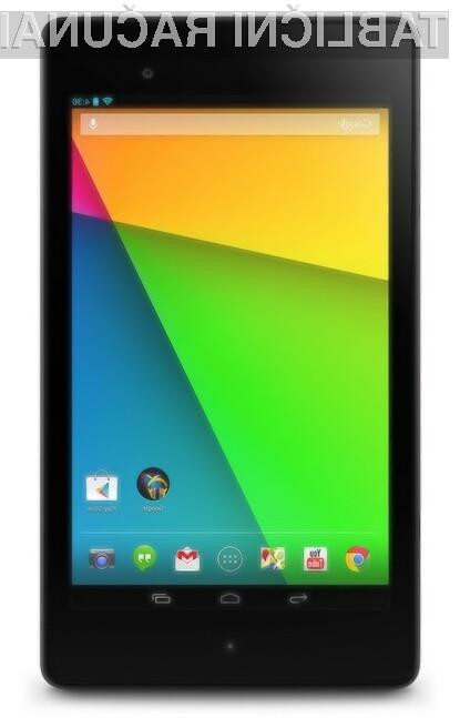 Tablica Google Nexus 7 2 naj bi bila precej manj odporna na padce in udarce od njene predhodnice.