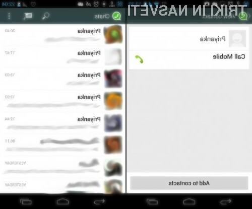 Okužba z zonamerno kodo »Priyanka« je bolj kot ne le moteča.