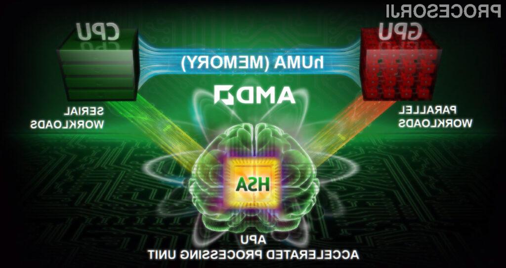 Procesorji AMD Kaveri vsaj na papirju obeta veliko!