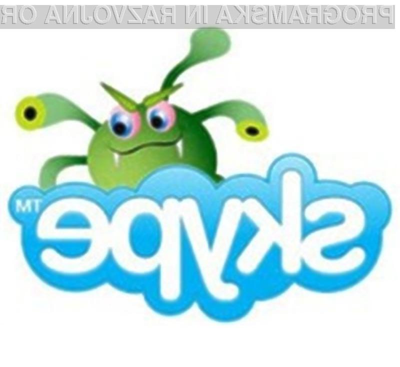 Microsoft naj bi odkrito ranljivost v mobilni programski opremi Skype odpravil že v tem mesecu.