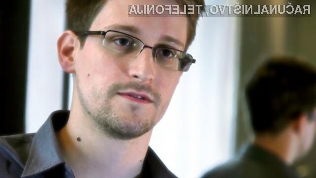 Podrobnosti o programu PRISM je razkril Edward Snowden.