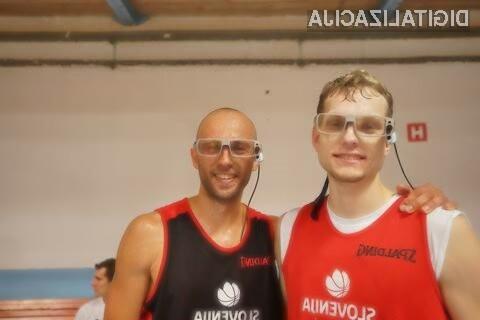 Te dni so eye tracking tehnologijo preskusili tudi slovenski košarkarski favoriti v okviru priprav na EuroBasket 2013!