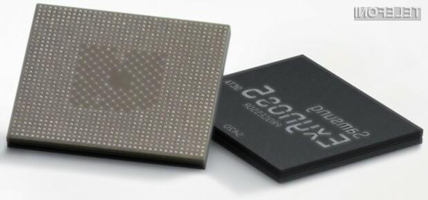 Novi procesor Samsung družine Exynos 5 Octa bo zmogljivost mobilnih naprav pognal v nebo!