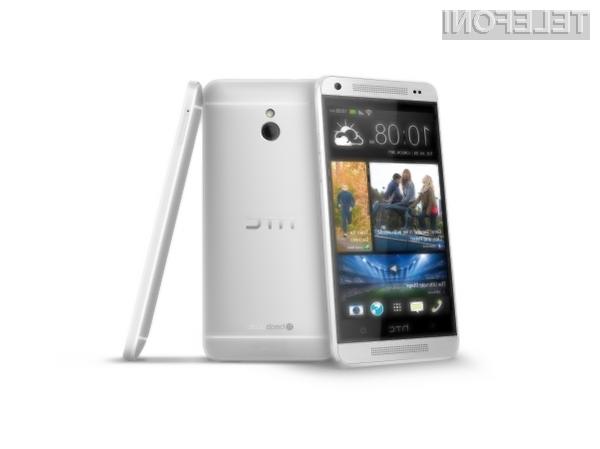 HTC One Mini ugledal luč sveta!