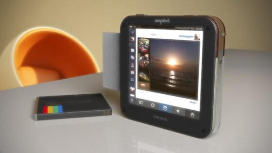 Digitalni fotoaparati Polaroid Socialmatic z Instagramom nas bodo zlahka prevzeli!