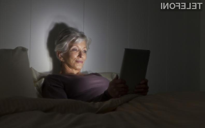 Naprave z manjšimi zasloni so najhujši sovražnik zdravega spanja!