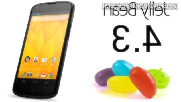 Sodobne mobilne naprave s sistemom Android 4.3 Jelly Bean bom lahko uporabljali tudi v vlogi zmogljivih predvajalnikov večpredstavnostnih vsebin.