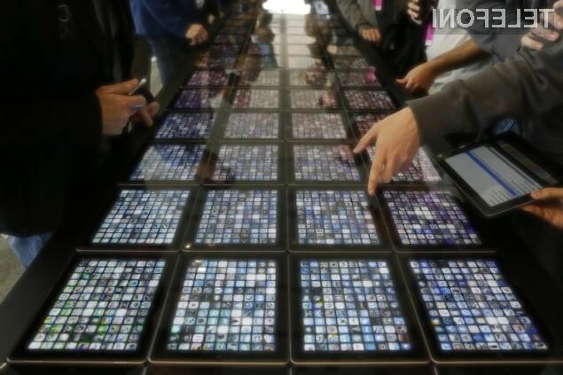 Uporabniki od vodilnih proizvajalcev mobilnih naprav zahtevajo izdelke z vse večjimi zasloni!