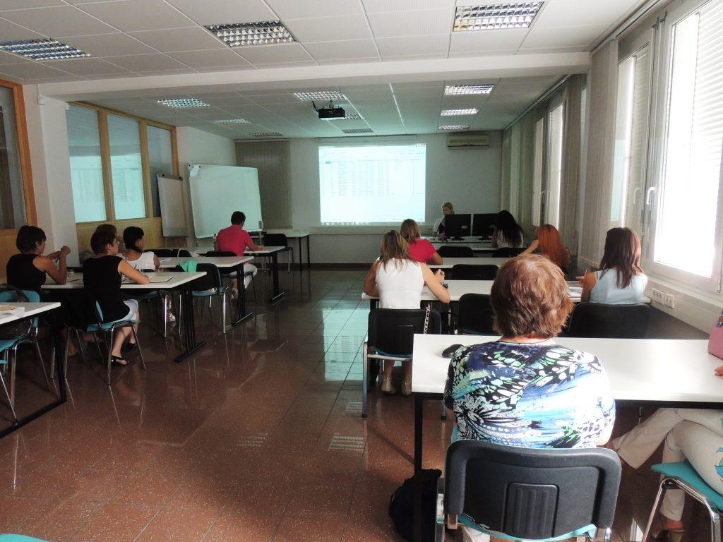 Šole so poleti prazne, SAOP-jevi seminarji pa vsako leto bolj obiskani.