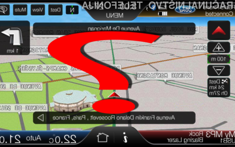 Najboljše aplikacije za navigacijo