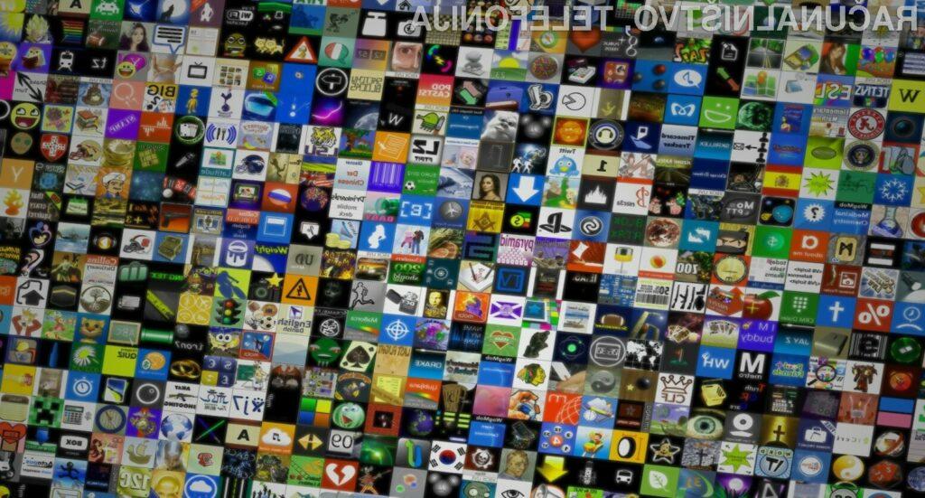 Windows Phone Marketplace ima že več kot 160.000 aplikacij.