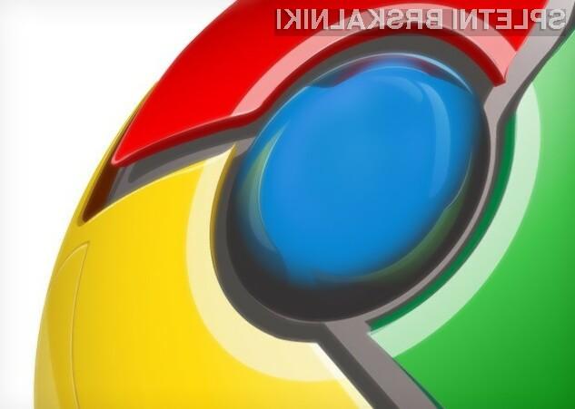 Spletni brskalnik Google Chrome Canary je prijazen do uporabnikov prenosnikov z na dotik občutljivimi zasloni.