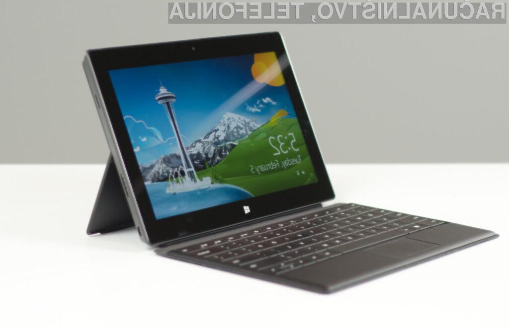 Tablični računalnik Surface Pro se je pocenil za desetino!