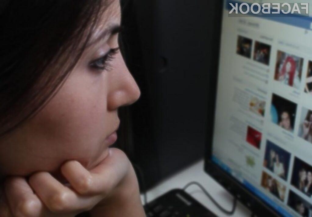 Neprestano »visenje« na Facebooku vas bo prej ali slej spravilo v slabo voljo!