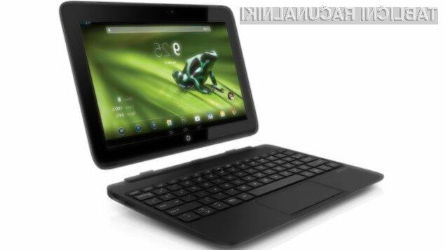 Tablico HP SlateBook x2 odlikujejo vsestranska uporabnost, zmogljivost in dolga avtonomija delovanja.