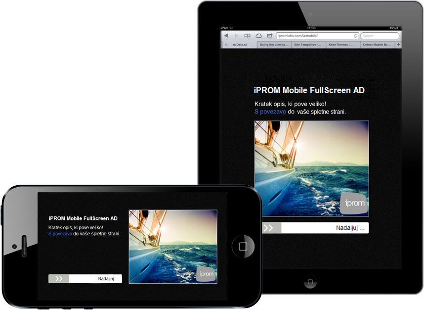 Nadgrajeni iPROM Mobile za večjo učinkovitost mobilnega oglaševanja