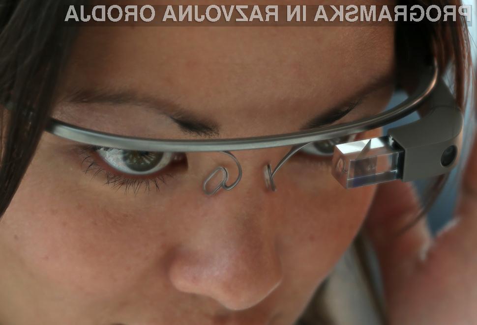 Bodoči kupci luksuznih avtomobilov Mercedes bodo prejeli tudi večpredstavnostna očala Google Glass.