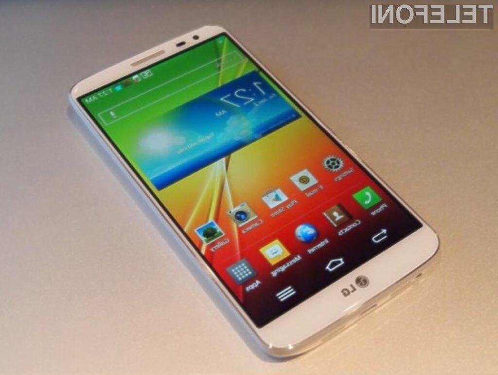 Pametni mobilni telefon Google Nexus 5 naj bi bil na las podoben mobilniku G2 podjetja LG.