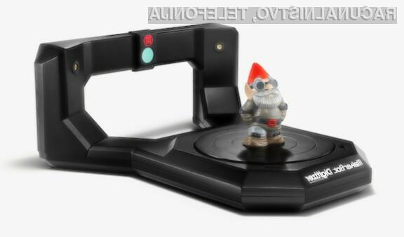 Prvi 3D skener za domačo rabo