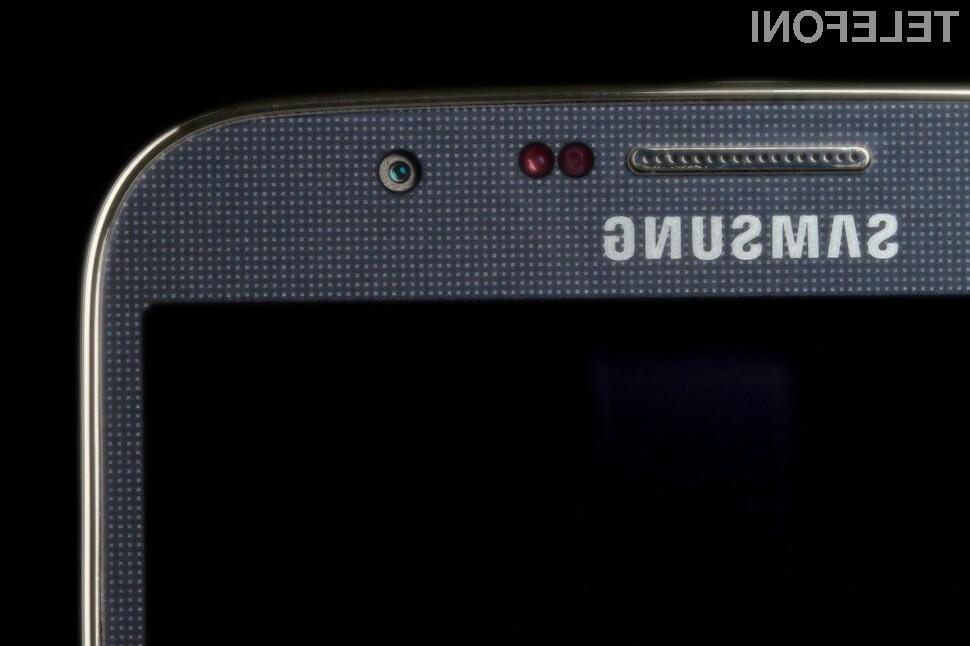 Mobilnik Galaxy S5 naj bi bil kot prvi model družine Galaxy opremljen s kakovostnim kovinskim ohišjem!