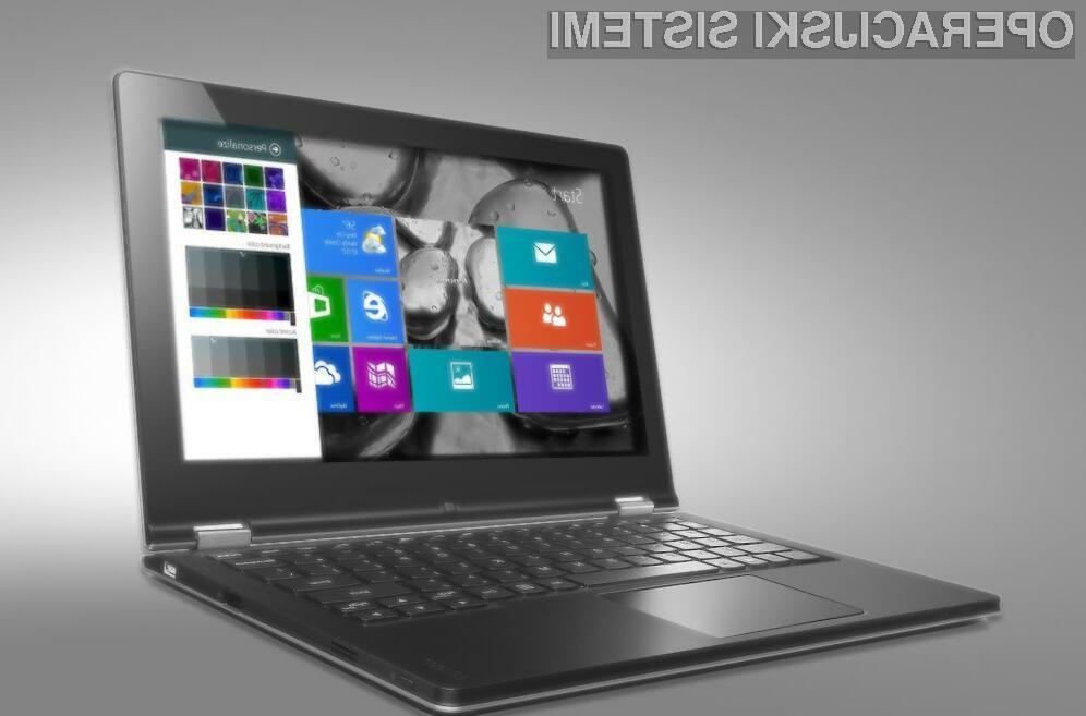 Prvi osebni računalniki z operacijskim sistemom Windows 8.1 bodo naprodaj že v drugi polovici septembra!