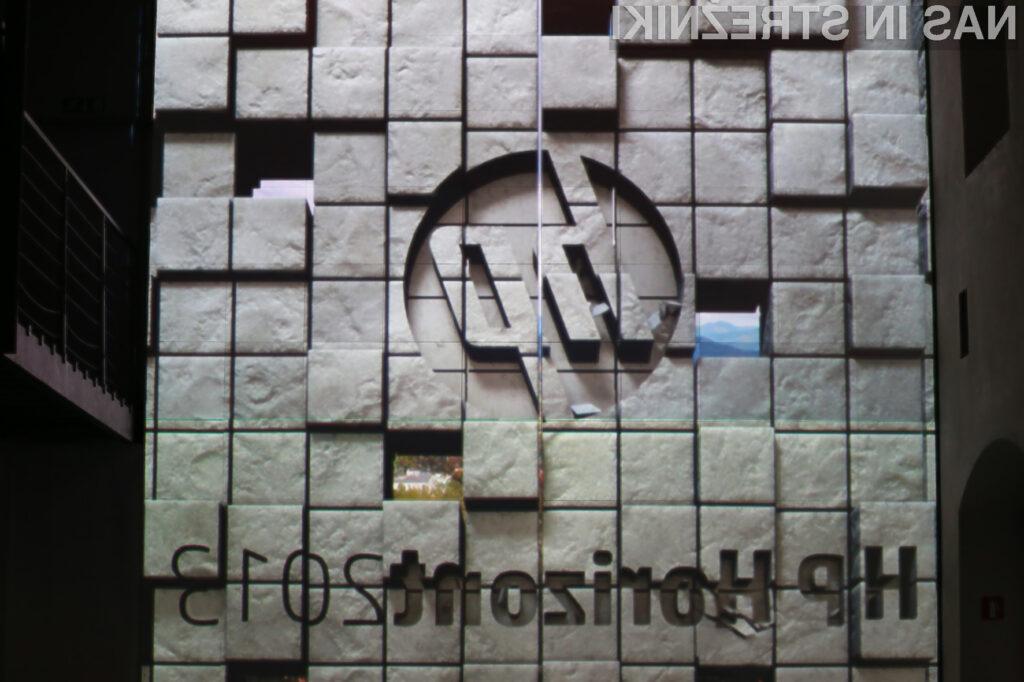 Utrinek iz svečane otvoritve HP Horizont 2013