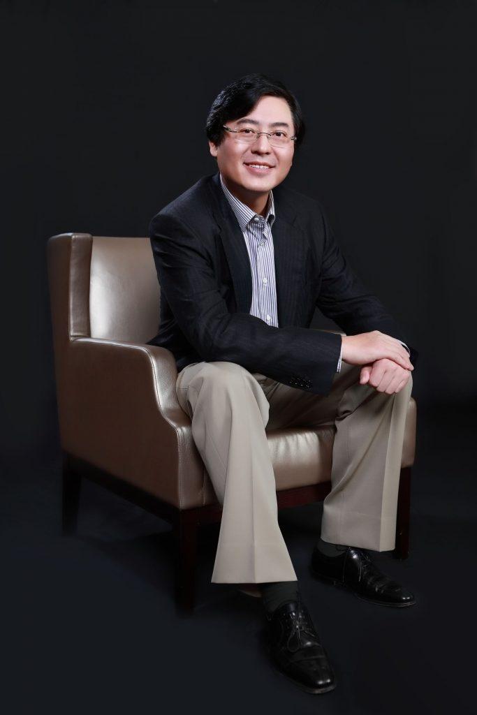 Izvršni direktor Lenova Yang Yuanqing postal član združenja Brookings