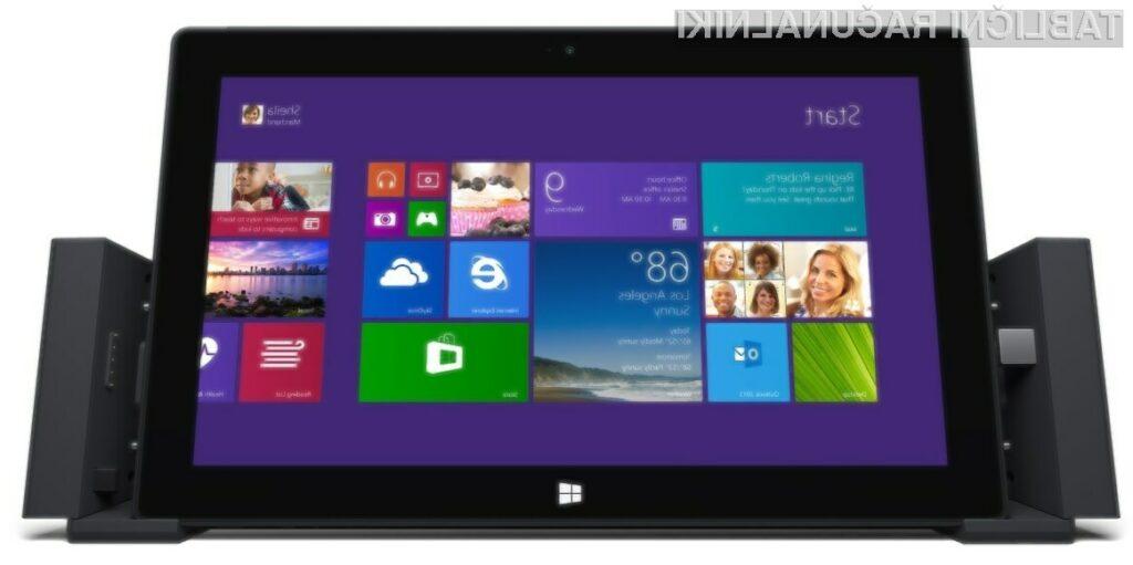 Microsoft verjame, da bosta prenovljeni tablici Surface šli v prodajo za med!