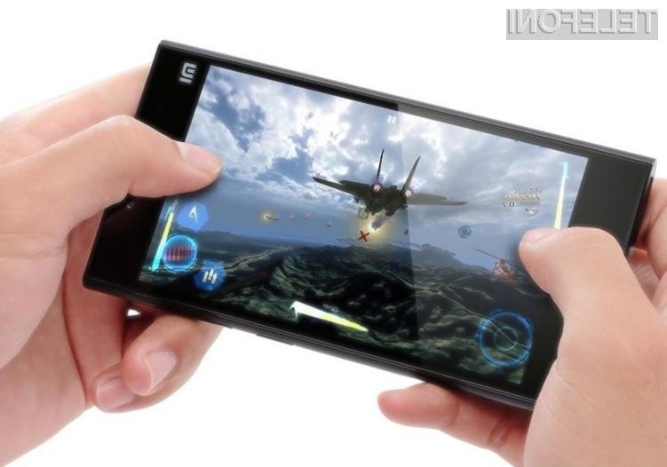 Zmogljivi mobilnik Xiaomi Mi3 bo v Evropo prispel že proti koncu leta!