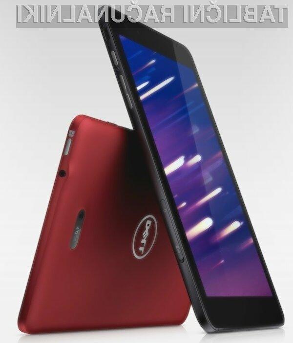 Dell Venue: Zmogljiva in kompaktna tablica z Windowsi 8.1
