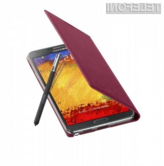 Samsung Galaxy Note 3: Zmogljivejši, višji in tanjši!
