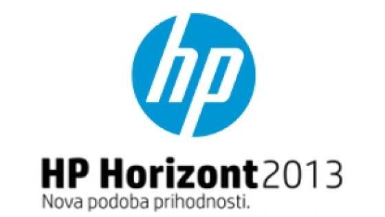 HP Horizont 2013 in »nova podoba prihodnosti«