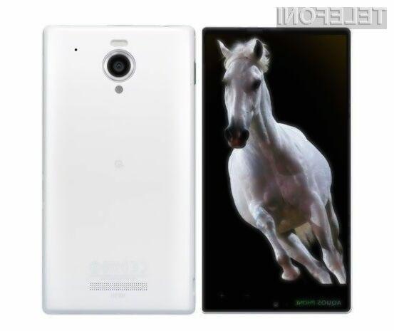 Mobilnik Sharp Aquos Phone XX je na račun inovativnega zaslona požel že veliko pozitivnih kritik!