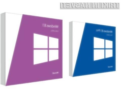 Nadgradnja Windows 8.1 je na voljo po relativno ugodni ceni vsaj glede na to, kar ponuja.
