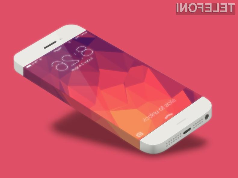 Mobilnik iPhone 6 se bo zaradi večjega zaslona še lažje prikupil ljubiteljem ogrizenega jabolka.
