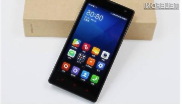 Uporabniki pametnega mobilnega telefona Changhong Z9 zagotovo ne bodo imeli težav z izpraznjeno baterijo.