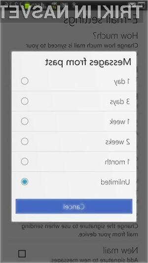 Novosti prenovljenega odjemalca e-pošte Outlook.com bodo uporabniki mobilnih naprav Android zlahka vzljubili!