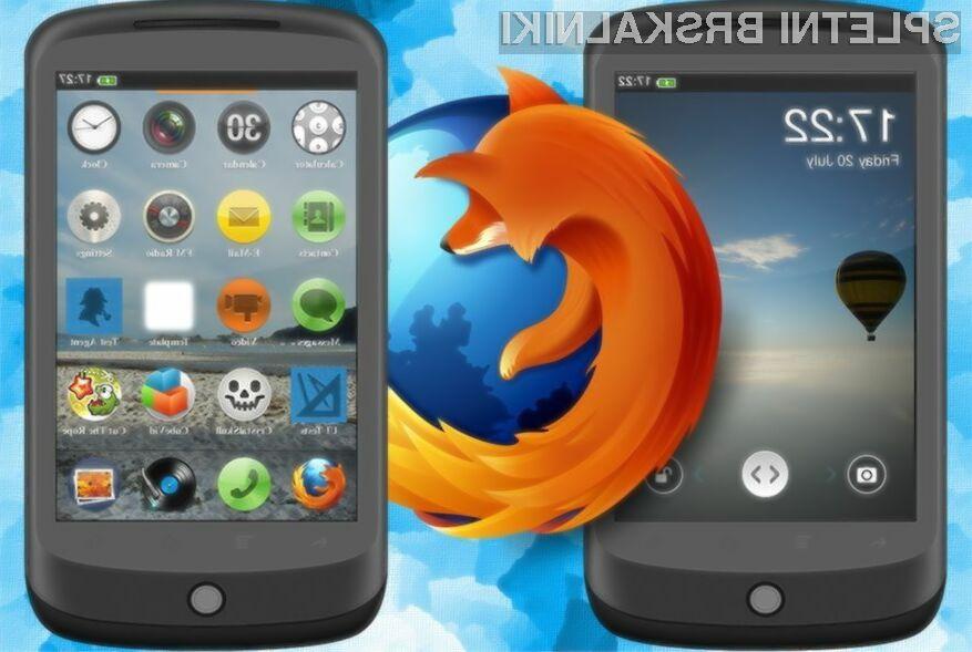 Mobilni operacijski sistem Firefox OS 1.1 bo navdušil tudi nekoliko zahtevnejše uporabnike mobilnikov.