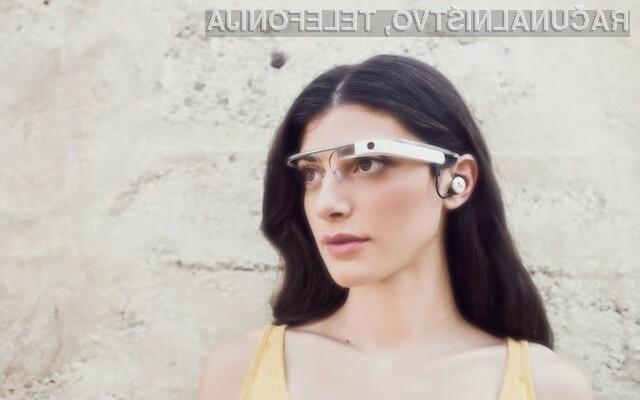 Prenovljena očala Google Glass še boljša!