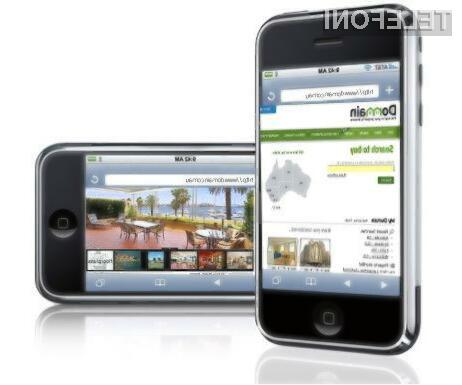 Pregrešno dragi mobilnik Apple iPhone 2G gre za med!
